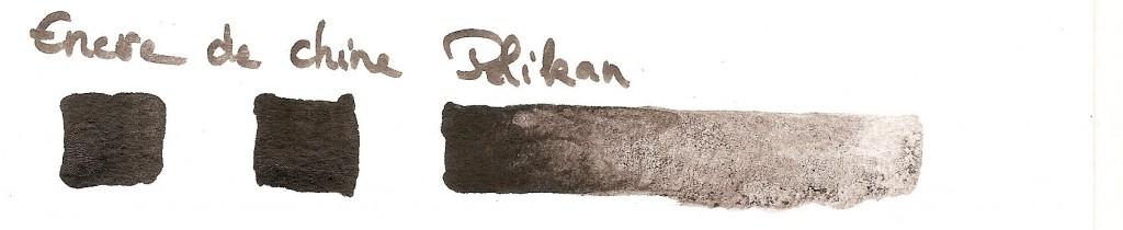 encre de Chine Pelikan