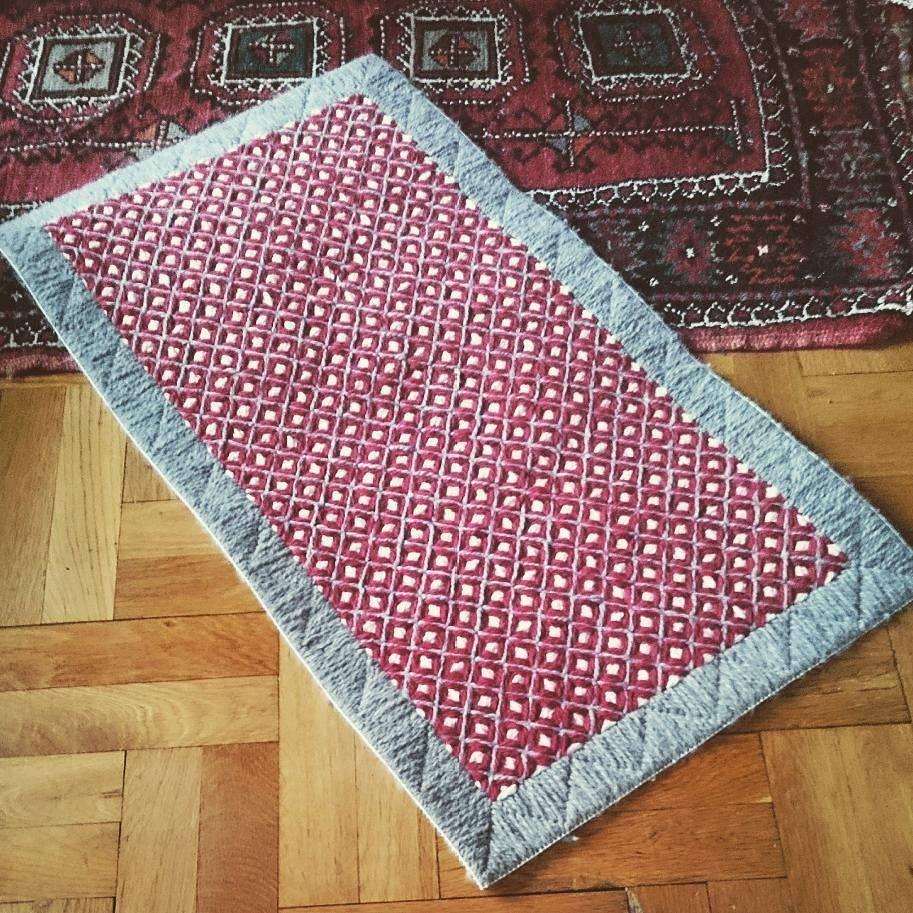 tisser un tapis